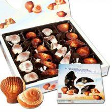 比利时GuyLian贝壳巧克力礼盒,有趣的贝壳送给最珍贵的你