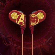 漫威入耳式蓝牙运动耳机,圆你的超级英雄梦