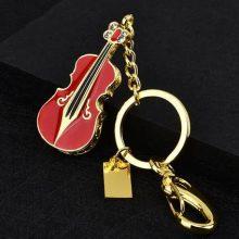吉他钢琴卡通U盘,送朋友的可爱又有趣的礼物