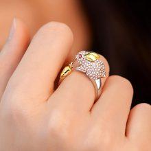 Mymiss十二生肖开口戒指,私人专属的情人节礼物