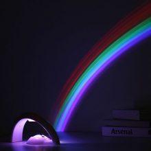 创意梦幻彩虹制造机,夜间也能拍出美美的照片