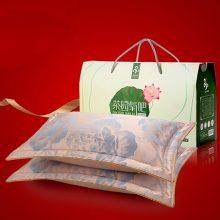 茶园氧吧养生绿茶枕礼盒,让父母睡的踏实身体更健康