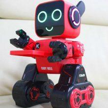 凯迪威乐智能遥控机器人,可用于儿童早教理财录音