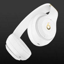 Beats Studio3头戴式无线蓝牙耳机,高端品牌拒绝噪音