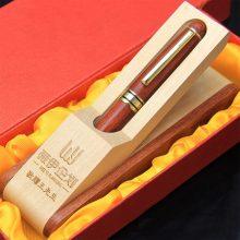 巧礼匠红木定制签字笔,送男生老师客户的走心礼物
