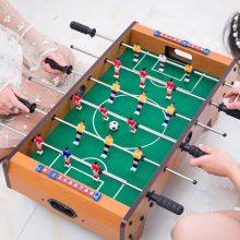 儿童多功能桌上足球机,一款亲子互动必备的玩具