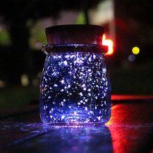 太阳能光控感应阳光存储罐,一款让每个夜晚都璀璨耀眼的小夜灯