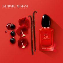 阿玛尼红色迷情挚爱香水,优雅迷人中的敢爱敢恨