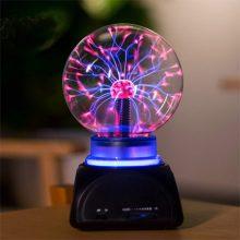 魔法静电等离子球,小孩最爱的科技儿童玩具