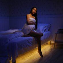 卧室led人体感应智能灯,起夜神器凸显生活品质