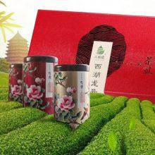 六和塔西湖龙井茶高档礼盒,不容错过的优质茶叶