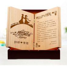 DIY定制表白枫木情书,帮你留下抹不去的回忆