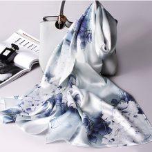 上海故事丝绸真丝丝巾,做一个精致魅力的女人