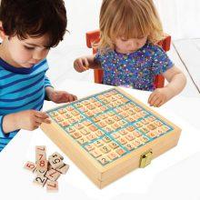数独3合1数字飞行棋九宫格,开启孩子的逻辑思维和数字殿堂