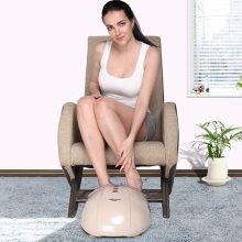 奥斯玛按摩足疗机,给自己和家人一个健康足部