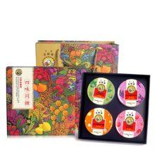 京都念慈菴润喉糖礼盒,让你随时随地拥有好声音