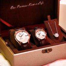 雷诺1314情侣手表,从此许下一生一世的承诺