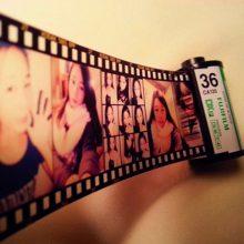 创意DIY记忆胶卷相册,一款恋人之间必备的感动神器