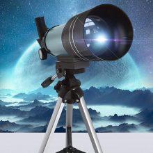 儿童高清天文望远镜,可清晰观察月球表面(送孩子探索星空)