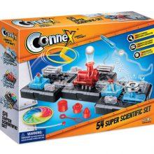 Connex儿童科学实验科普套装,有54种电路玩法(小小发明家)
